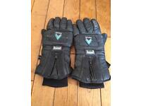 Frank Thomas sub zero bike gloves