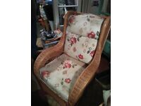 Two cane armchairs Free
