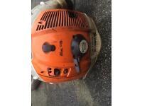 Stihl br600 back pack leaf blower