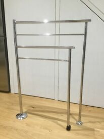 Habitat towel rail in excellent condition