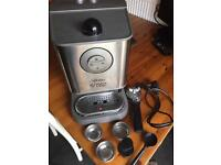 Baby gaggia coffee machine