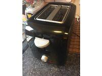 Bosch TAT3A0133G Village Toaster, Two Slice - Black