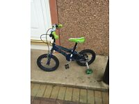 Ben 10 bike and scooter