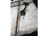 Daiwa salmon fishing rod