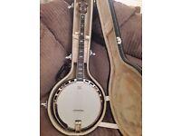 Fender banjo FB58 Resonator