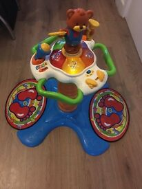 Vtech sit and stand dancing tower