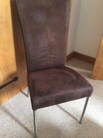Dining Chairs Dan Form x 6
