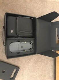 Dji Mavic Pro FlyMore (Brand new, Unwanted Present, Never used)