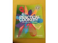 Practical cookery level 1 Diploma