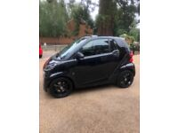 2014 Black Smart Four Two for Sale - £5000