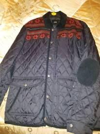 Mens jacket size L