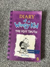 DAIRY OF A WHIMPY KID COLLECTION