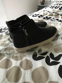 Size 5 Next Black Boots