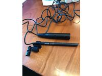 AKG C747 Professional shotgun condenser microphone