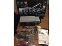3-In-1 Lab Unit with Multimeter, Soldering Iron Station and Bench Power Supply