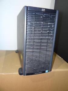 HP ML350 GG LFF Enterprise Server 2X X5650 2.66GHz  12-Cores 64GB-RAM 6X600GB -15k -SAS P410/RAID 2PSU TOWER