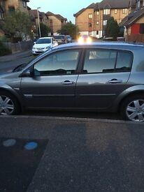 Renault megane 1.6 petrol. , £350