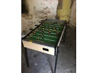 Table football great condition 1300 x 1000 in legs