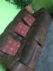 Recliner Three and two seater sofas