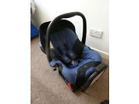 Isofix baby car seat