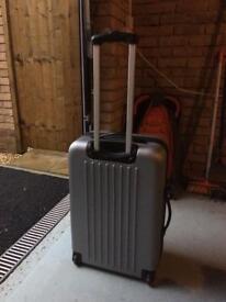 Soviet small suitcase wth wheels