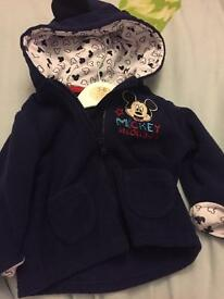 Mother care mickey jacket