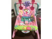 Baby rocking chair excellent condition