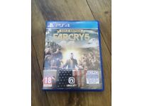 Far Cry 5 PlayStation 4 PS4 Game