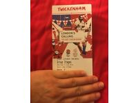 3 London 7s Rugby Tickets
