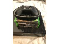 Xbox one elite with games and account which has other £200 of games