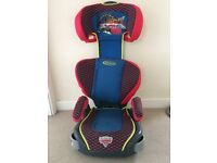 GRACO CAR SEAT - CARS LIGHTENING MCQUEEN