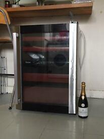 Samsung 52 Bottle Dual Zone Wine Cooler