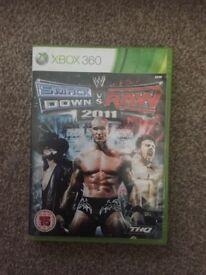 Xbox360 WWE