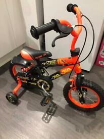 """Kids 11"""" bike"""