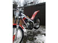Gasgas 04 txt pro 280 trials bike beta sherco montesa