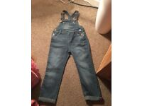 Brand new without tags John Lewis dungarees