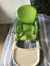 Child's travel seat