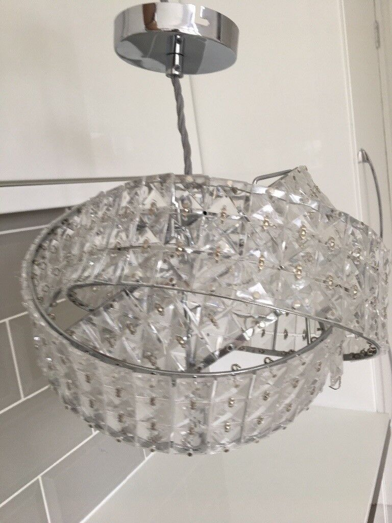 Immaculate condition x2 next chandelier light fighting in wallsend immaculate condition x2 next chandelier light fighting aloadofball Image collections