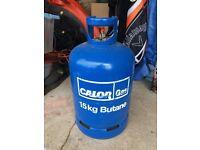 Calor gas 15KG bottle.