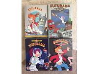 Futurama series 1-4 DVD Box Set
