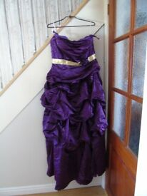 Never Worn Prom/Bridesmaid/Evening Dress
