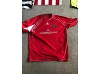 Sheffield United training shirt