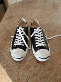 Converse Jack Purcell leather worn twice size 9