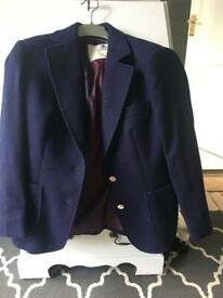 Aquascutum royal blue jacket