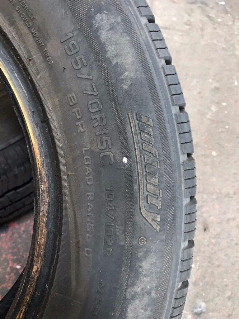 2 x Tires