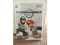 Nintendo Wii plus 2 games of your choice