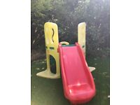Little Tikes Slide and playgym