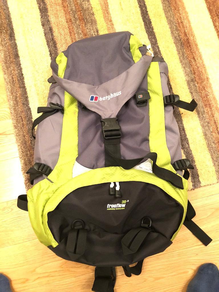 3447ce3ff7 Berghaus Freeflow 30+6 backpack