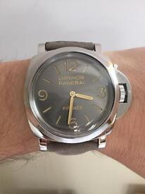 Panerai PAM 605 Firenze watch