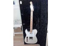 Left Handed Crafted In Japan Fender Telecaster